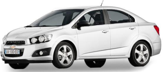 Chevrolet Aveo АКПП