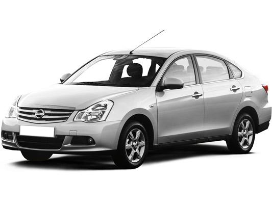 Nissan Almera АКПП